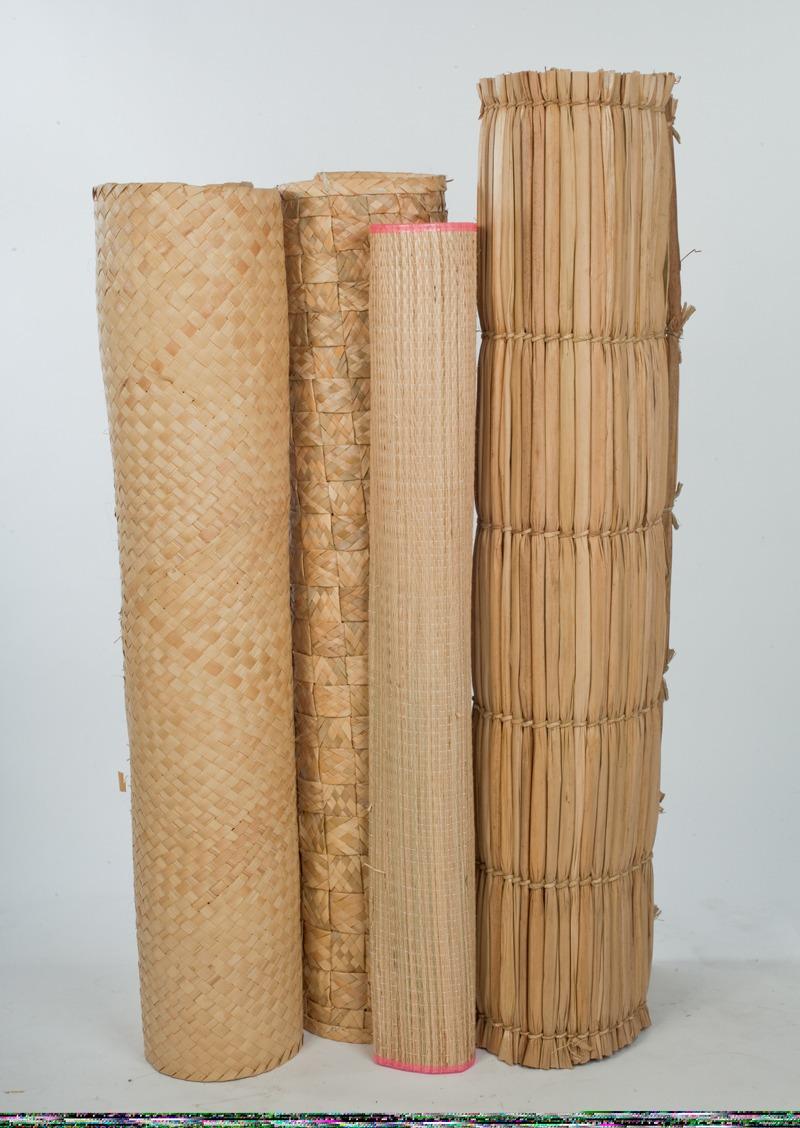 Rolô  - esteira de madeira